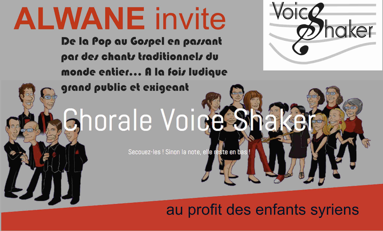 25.01.19 / Concert au profit de l'association ALWANE