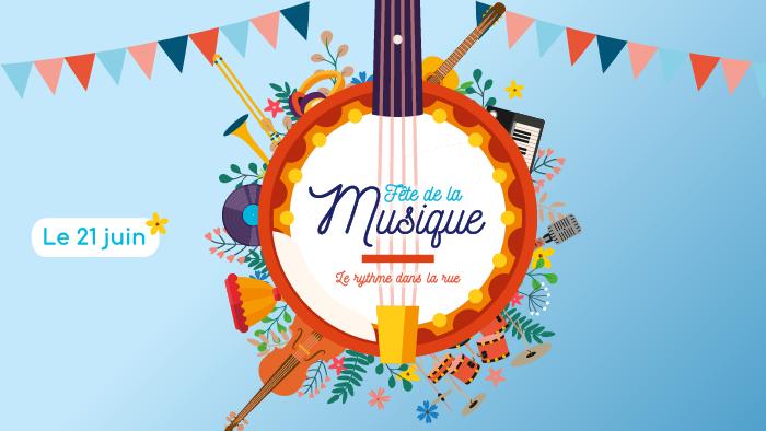 Fête de la musique 2019 / Scène chorale Place des Célestins !